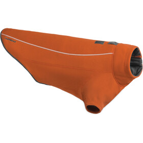 Ruffwear Climate Changer Polaire, canyonlands orange